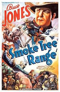 <i>Smoke Tree Range</i> film directed by Lesley Selander