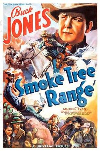 Smoke Tree Range - Theatrical release poster