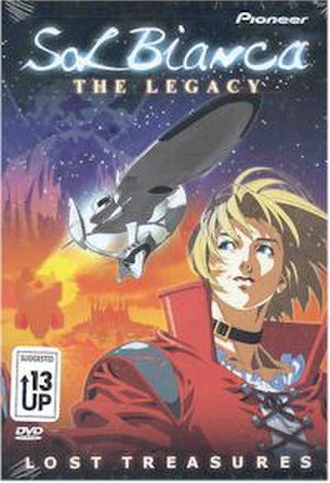 Sol Bianca: The Legacy - Image: Sol Bianca Legacy cover