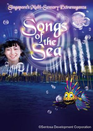 Songs of the Sea - Songs of the Sea poster