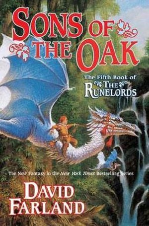 Sons of the Oak - US Hardcover Edition