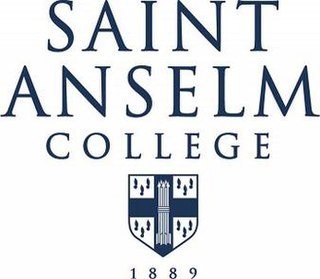 Saint Anselm College Benedictine college in New Hampshire, U.S.