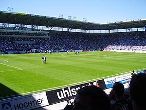 MDCC-Arena - Image: Stadion Magdeburg 2008