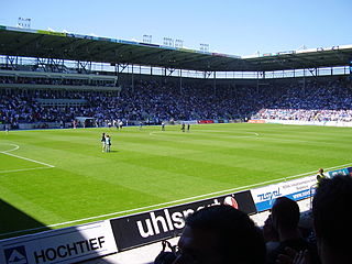 MDCC-Arena football stadium