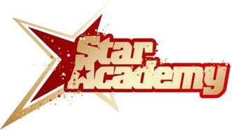 Star Academy (French TV series) - Current Star Academy logo