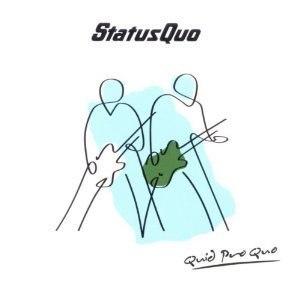 Quid Pro Quo (album) - Image: Status Quo Quid Pro Quo cover