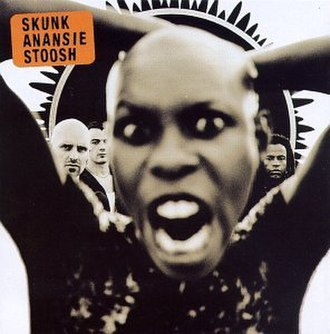 Stoosh - Image: Stoosh album cover