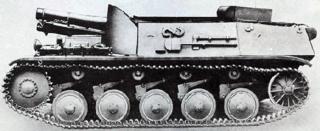 15 cm sIG 33 auf Fahrgestell Panzerkampfwagen II (Sf) Heavy assault gun