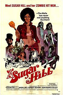 <i>Sugar Hill</i> (1974 film) 1974 film by Paul Maslansky