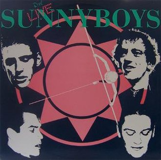 Sunnyboys Real Live - Image: Sunnyboys Real L Ive