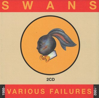Various Failures - Image: Swans Various Failures