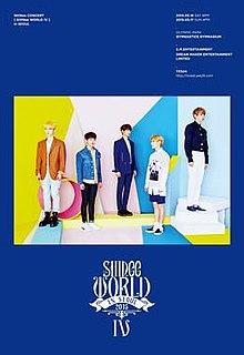 Shinee World IV - Wikipedia