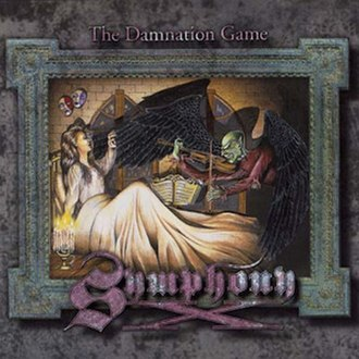 The Damnation Game (album) - Image: Symphony X The Damnation Game