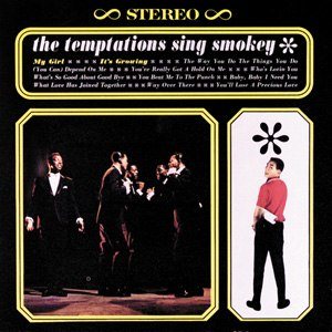 The Temptations Sing Smokey - Image: Tempts sing smokey