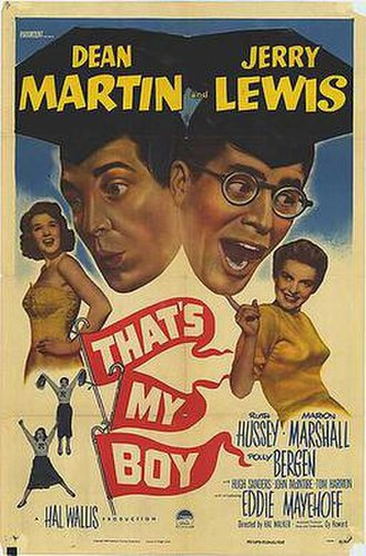 That's My Boy (1951 film) - Image: Thatsmyboy