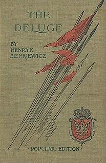 <i>The Deluge</i> (novel) Book by Henryk Sienkiewicz