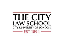 The City Law School Logo, 1 September 2016.jpg
