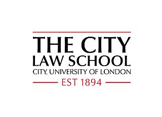 City Law School one of the seven schools of City University in the City of London