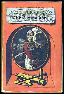 <i>The Commodore</i> book by C.S. Forester