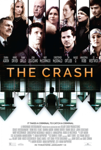 The Crash (2017 film) - Theatrical release poster