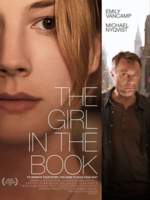 The Girl in the Book - Theatrical release poster