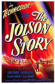 The Jolson Story - 1946 Poster.jpg