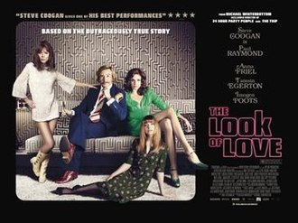 The Look of Love (film) - Theatrical release poster