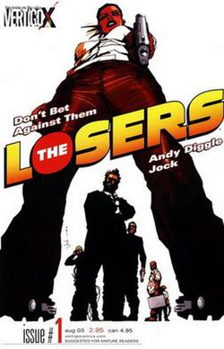THE LOSERS (2010) ** movie capsule by COOP
