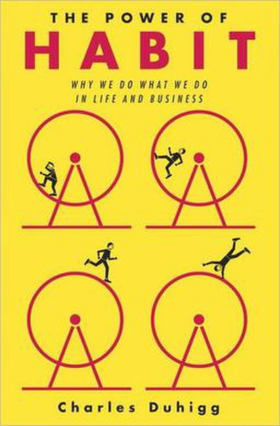 Picture of a book: The Power Of Habit