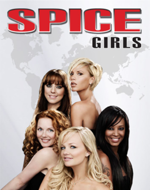 The Return of the Spice Girls - Image: The Return of the Spice Girls