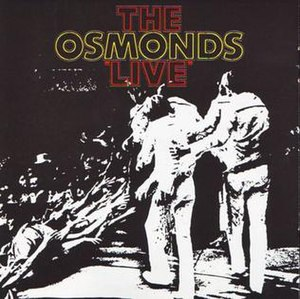 The Osmonds Live - Image: Theosmondslive