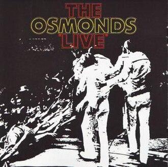 The Osmonds Live - Image: Theosmondslive