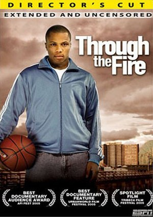 Through the Fire (2005 film) - Image: Through The Fire dvd cover