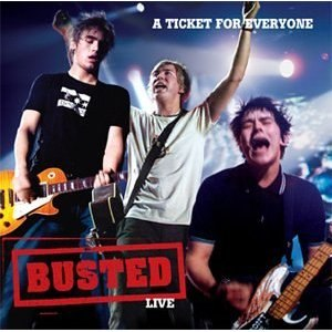 A Ticket for Everyone: Busted Live - Image: Ticketbusted