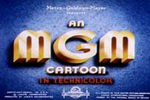 Metro-Goldwyn-Mayer cartoon studio - Title Card for the shorts produced by the studio