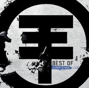 Best Of (Tokio Hotel album) - Image: Tokiohotel best of+german version