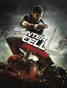 Tom Clancy's Splinter Cell Conviction +1000 unlimited free full version pc games download