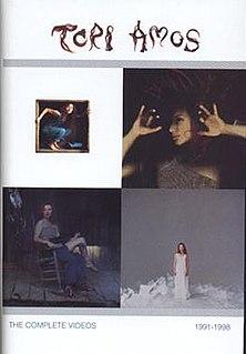 <i>Tori Amos: Complete Videos 1991–1998</i> 1998 video by Tori Amos