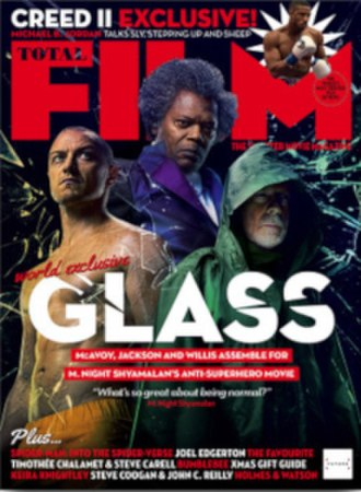 Total Film - Image: Total Film December 2018 cover