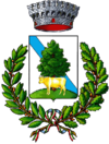 Coat of arms of Tramonti di Sopra
