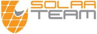 Solar Team - University of Calgary Solar Team Logo