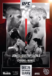 Ufc 232 Fight Card