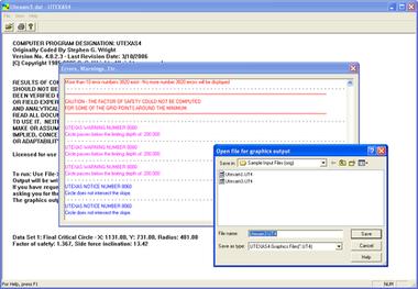 UTEXAS4 Screen Shot