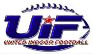 United Indoor Football - Image: United Indoor Football 2008 Logo
