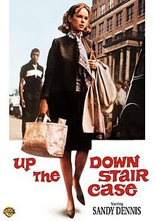 Up the Down Staircase (film poster).jpg