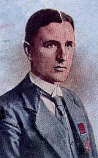James Youll Turnbull - James Youll Turnbull as depicted on a cigarette card