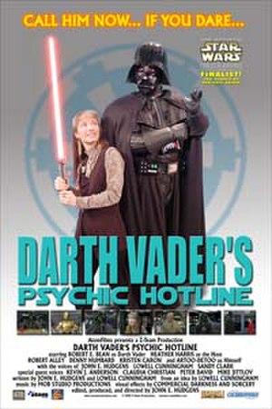 Darth Vader's Psychic Hotline - Image: Vader Poster Small