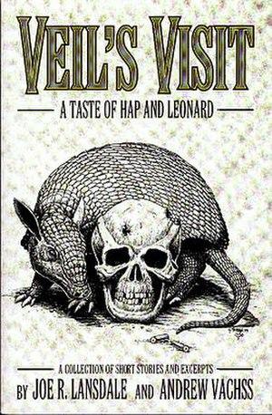 Veil's Visit: a Taste of Hap and Leonard - Artwork by Timothy Truman