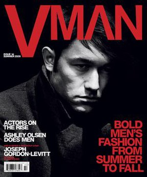 VMan - VMAN Summer 2009 cover