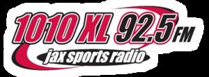 WJXL - Image: WJXL AM & FM logo